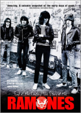 Premium poster  Ramones - End of the century - Entertainment Collection