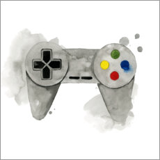 Gallery print  Gamer III - Grace Popp