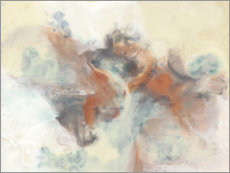 Foam board print  Copper Canyon II - Jennifer Goldberger