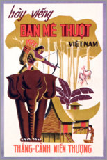 Premium poster  Vietnam (Vietnamese) - Travel Collection