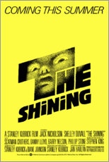 Gallery print  Shining - Entertainment Collection