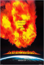 Gallery print  Armageddon - The Last Judgment - Entertainment Collection