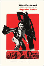 Premium poster Dirty Harry II – Calahan