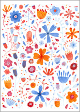 Gallery print  English Meadow - Nic Squirrell