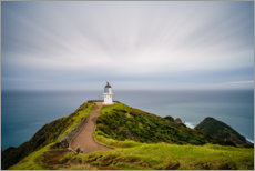 Gallery print  Lighthouse in Cape Reinga, New Zealand - Igor Kondler