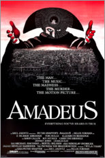 Acrylic print  Amadeus - Entertainment Collection