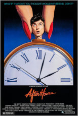 Wood print  After Hours - Entertainment Collection