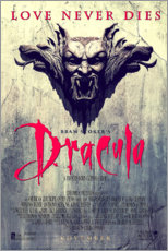 Canvas print  Bram Stoker's Dracula - Entertainment Collection