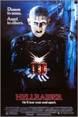 Premium poster  Hellraiser - Entertainment Collection