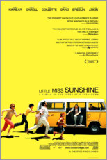 Foam board print  Little Miss Sunshine - Entertainment Collection