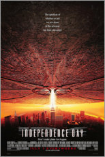 Premium poster  Independence Day - Entertainment Collection