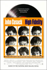 Premium poster  High Fidelity - Entertainment Collection