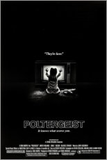 Wall sticker  Poltergeist - Entertainment Collection