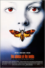 Aluminium print  The Silence of the Lambs - Entertainment Collection
