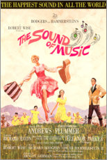 Aluminium print  The Sound of Music - Entertainment Collection