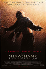 Canvas print  The Shawshank Redemption - Entertainment Collection