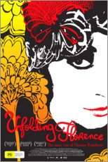 Wall sticker  Unfolding Florence: The Many Lives of Florence Broadhurst - Entertainment Collection