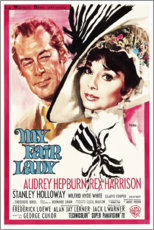 Foam board print  My Fair Lady - Entertainment Collection