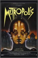 Gallery print  Metropolis - Entertainment Collection