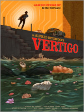 Premium poster  Vertigo - Entertainment Collection