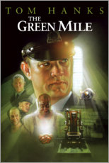 Wood print  The Green Mile - Entertainment Collection