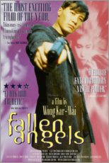 Gallery print  Fallen Angels - Entertainment Collection