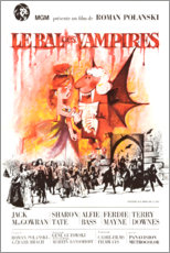 Premium poster  The Fearless Vampire Killers - Entertainment Collection
