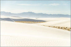 Premium poster  White Sands, New Mexico I - Salvadori Chiara