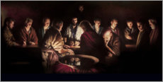 Premium poster  The Last Supper - Andrew White