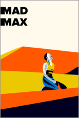 Wall sticker  Mad Max - Sasha Lend