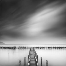 Canvas print  Near the sea - George Digalakis