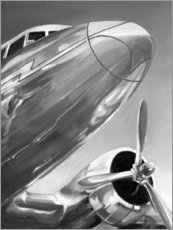 Gallery print  Aviation Icon I - Ethan Harper
