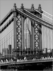 Gallery print  Bridges of NYC I - Jeff Pica
