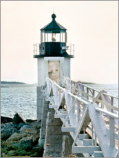 Acrylic print  Lighthouse Views I - Rachel Perry