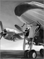 Canvas print  Aviation Icon II - Ethan Harper