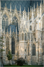 Acrylic print  Votive church in Vienna - Sören Bartosch