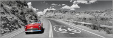 Canvas print  Route 66
