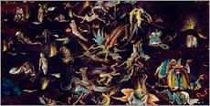 Wall sticker  Last Judgement - Hieronymus Bosch