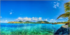 Wall sticker  Mauritius Panorama - Stefan Becker