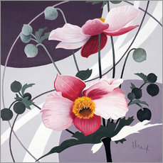 Gallery print  Swinging blossoms - Franz Heigl
