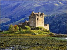 Gallery Print  Eilean Donan Castle in the Scottish Highlands - Ric Ergenbright