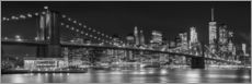 Wall sticker  New York City Skyline - Melanie Viola