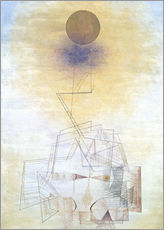 Wall sticker  Bounds of the intellect - Paul Klee