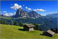 Wall sticker  Dolomites - Wolfgang Dufner
