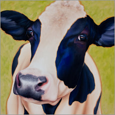 Wall sticker Cow Paula