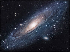Gallery print  The andromeda galaxy - Robert Gendler