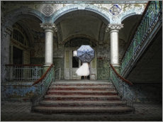 Gallery print  Palace of Forgotten Dreams - Joachim G. Pinkawa