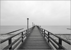 Gallery print  Pier Baltic Sea - HADYPHOTO by Hady Khandani