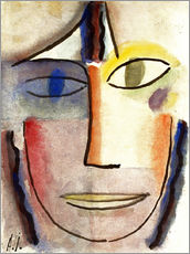 Wall sticker  Head - Alexej von Jawlensky