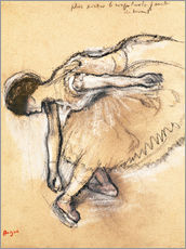 Wall sticker  Dancer - Edgar Degas
